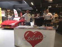 Ferrari & Friends pour leTélévie au Zolwereck