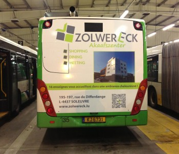 Les bus Zolwereck